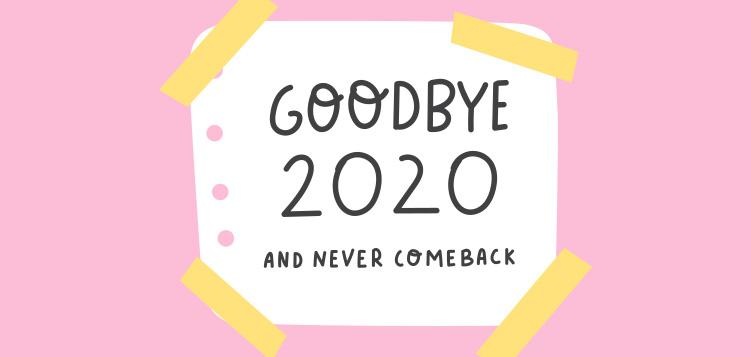Recap 2020: Wenn Du plötzlich zum ersten Mal siehst.